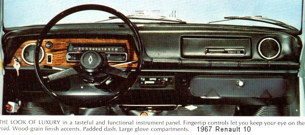 Renault-10-Dash